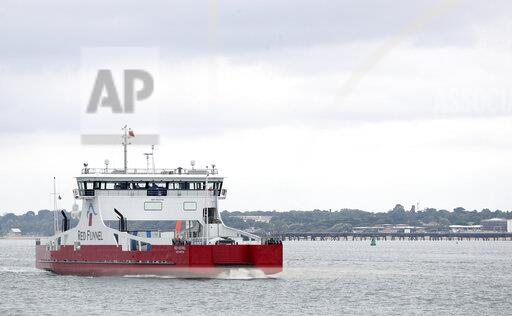 Red Funnel stock