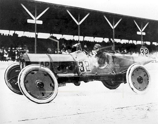 Associated Press Sports Indiana United States Racing INDY 500 HARROUN 1911