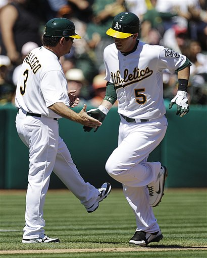 Stephen Drew, Mike Gallego