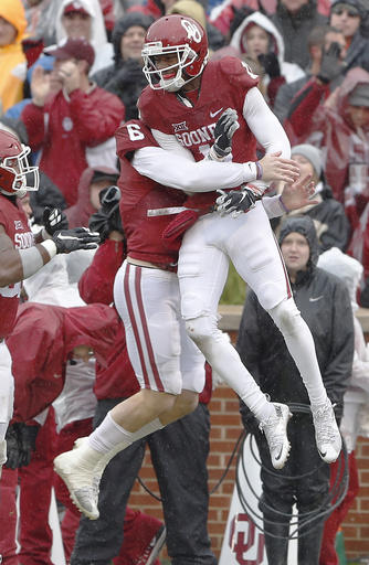 Dede Westbrook, Baker Mayfield