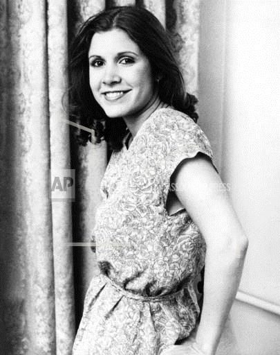 Carrie Fisher - 1977