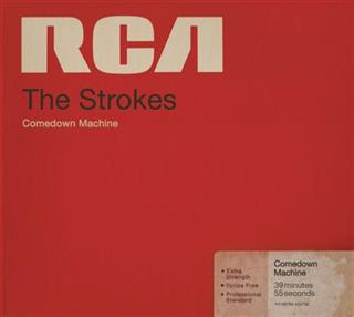 Music Review The Strokes