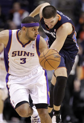 Jared Dudley, Byron Mullens