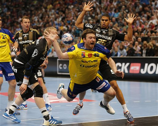 champions league handball