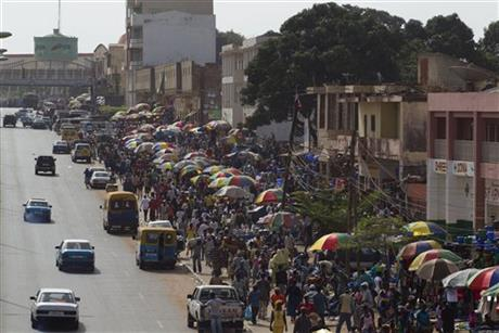 Guinea Bissau Another Coup