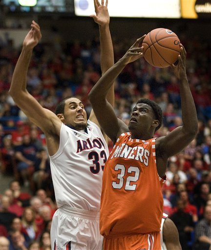 UTEP Arizona Basketball