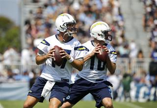 Philip Rivers, Kellen Clemens