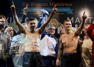 Sergio Martinez, Martin Murray