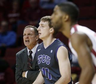 TCU Oklahoma Basketball