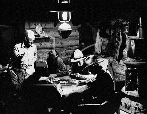 Watchf Associated Press     APHS51927 Western Ranch Poker
