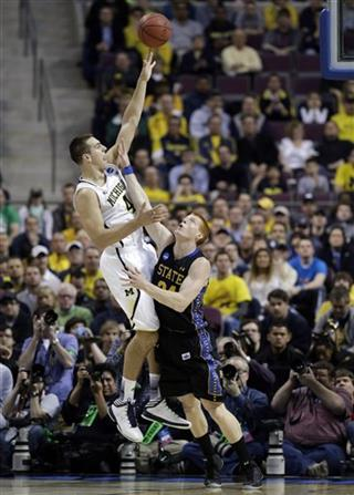Mitch McGary, Tony Fiegen