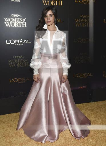 APTOPIX 2017 L'Oreal Women of Worth Awards