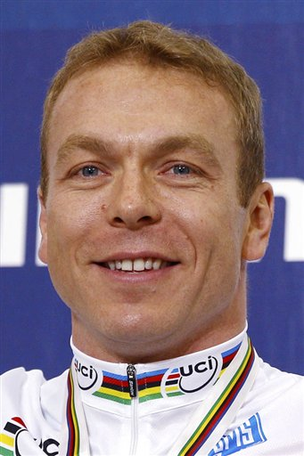 Chris Hoy, Jason Kenny, Maximilian Levy