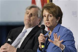 \Nancy Pelosi, Skip Rutherford