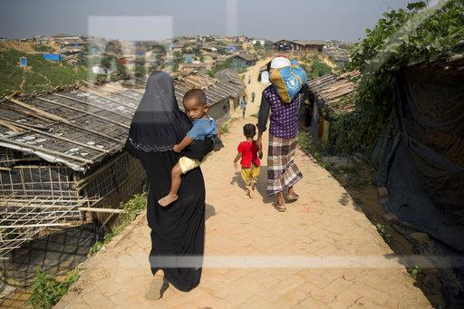 Bangladesh Rohingya Repatriation