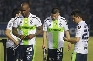 Felipe Baloy, Oribe Peralta, Osmar Mares