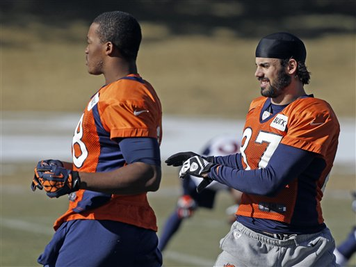 Demaryius Thomas, Eric Decker