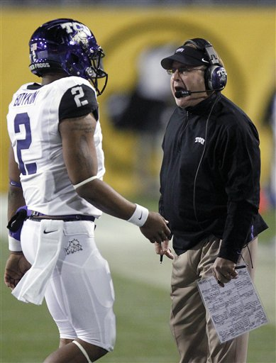 Gary Patterson, Trevone Boykin