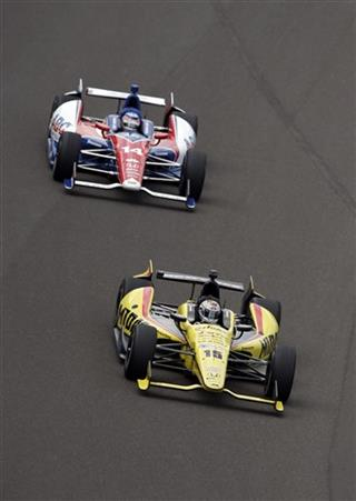 Takuma Sato, Graham Rahal