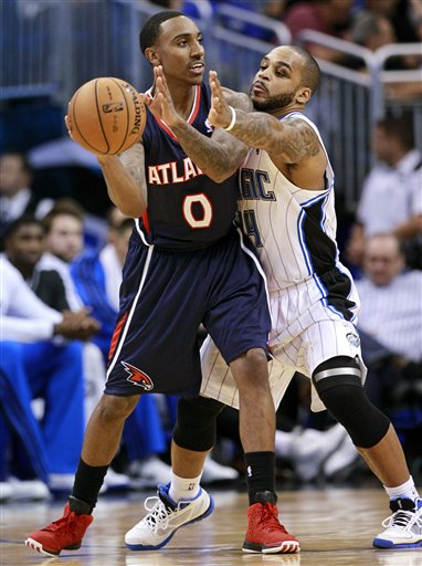 Jeff Teague, Jameer Nelson