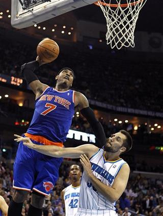 Carmelo Anthony, Ryan Anderson