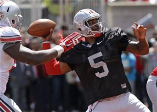 Braxton Miller, Adolphus Washington