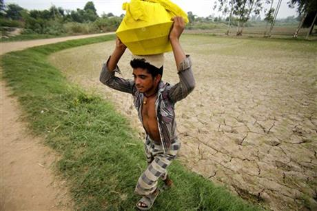 India Monsoon Worry