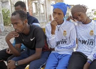 Mohamud Ali, Mohamed Hassan Mohamed, Ayan Samow, Amal Ahmed