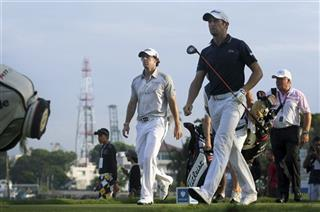 Rory McIlroy, Gregory Bourdy