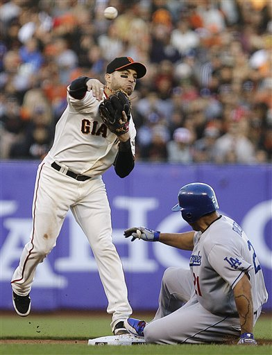 Juan Rivera, Marco Scutaro
