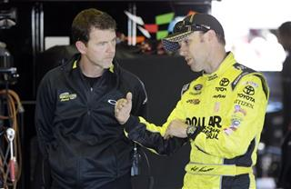 Matt Kenseth, Jason Ratcliff