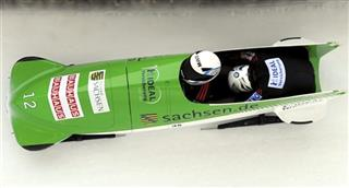 Switzerland Bobsled Worlds