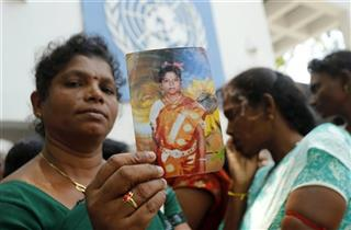 Sri Lanka Missing People