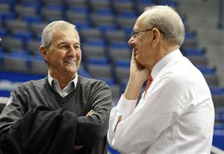 Jim Calhoun, Jim Boeheim