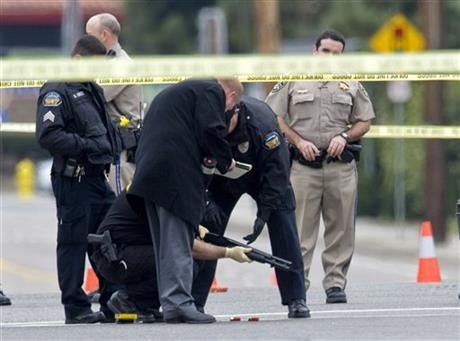 California Shooting Spree