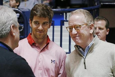 Archie Manning, Eli Manning, Dan Jones