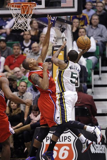 Mo Williams, Caron Butler