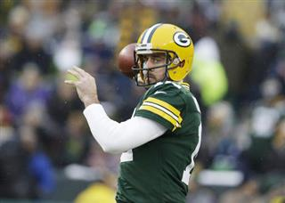 Packers-Rodgers Football