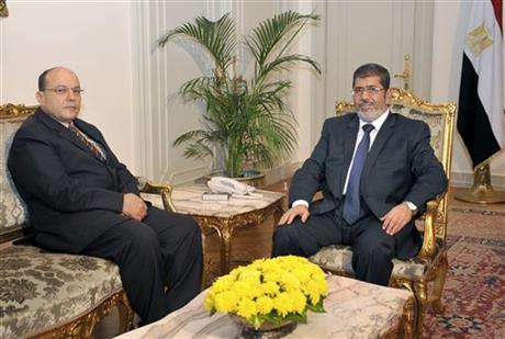 Mohammed Morsi, Talaat Abdullah