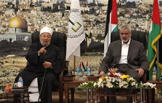 Mideast Palestinians Muslim Cleric