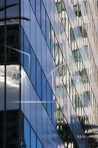 Creative AP T   United States of America 728-4195 Plate glass office building, Los Angeles, California, United States of America, North America