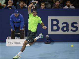 Switzerland Tennis Swiss Indoors
