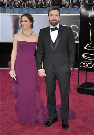 Jennifer Garner, Ben Affleck