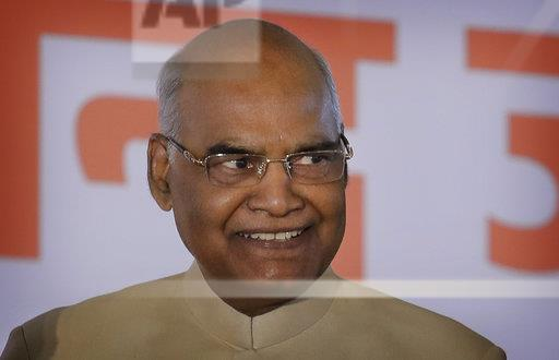India President Elected