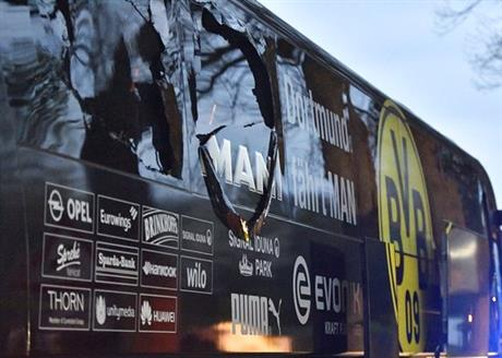Prosecutors: Dortmund bus attack suspect acted out of greed