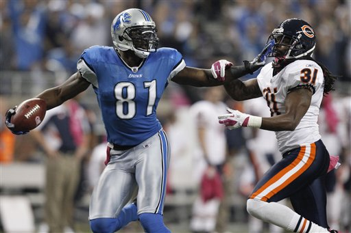 Calvin Johnson, Brandon Meriweather