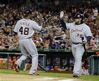 Torii Hunter, Prince Fielder