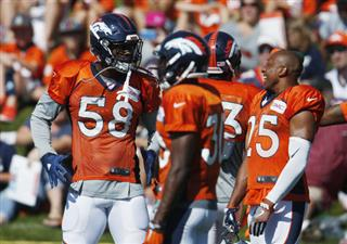 Von Miller, Chris Harris
