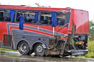 Texas Bus Crash
