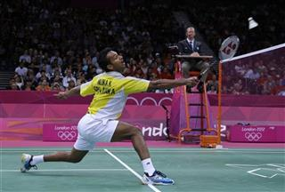 London Olympics Badminton Men
